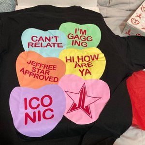 Jeffree star exclusive shirt